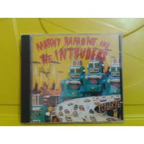Marky Ramone And The Intruders - Autografado Pelo Marky Ramo