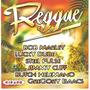 Cd Reggae Cidade - Novo Lacrado***