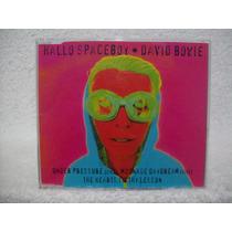 Cd Single David Bowie- Hallo Spaceboy- Importado