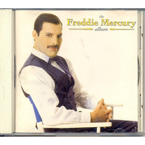 Cd Freddie Mercury - The Album - 1994