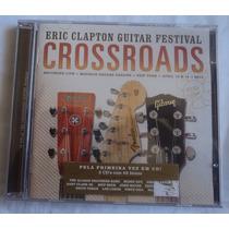 Eric Clapton Crossroads 2013 Cd Duplo Cp Blu-ray