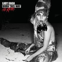 Lady Gaga Born This Way The Remix Cd Novo Lacrado Original