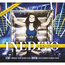 Laura Pausini- Inédito Special Edition [cd+dvd]
