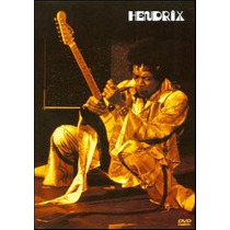 Jimi Hendrix: Band Of Gypsies - Live At The Fillmore Dvd Imp