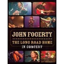 John Fogerty The Long Road Home In Concert [eua] Dvd Novo