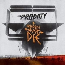 Cd Prodigy Invaders Must Die