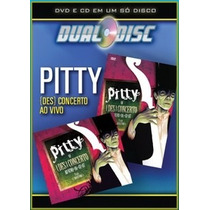 Pitty-dual Disc-dvd+cd Concerto Ao Vivo Original Novo Lacrad