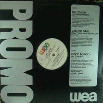 Aerosmith Phil Collins Oingo Bo Maxi Single Vinil Wea Promo