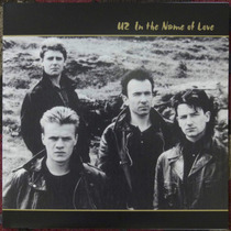 Lp U2 - In The Name Of Love - 1984 Ao Vivo Dortmund Alemanha