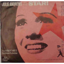 Julie Andrews Compacto Vinil Import The Star