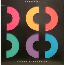 38 Special Lp Importado Strenght In Numbers 1988 Encarte