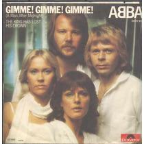 Abba Compacto De Vinil Import Gimme! Gimme! Gimme! 1979