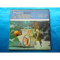 Box 3 Lps O Barbeiro De Sevilha- Rossini