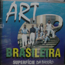 Cd Art Brasileira - Superficie Da Paix Lacrado Frete Gratis
