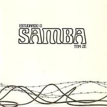 Lp Tom Zé - Estudando O Samba (polysom)