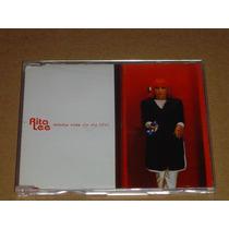 Rita Lee In My Life Cd Single Promocional Raro