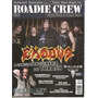 Revista - Roadie Crew - Nº 189 - 2014 - Poster Do Angra