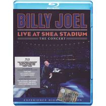 Billy Joel: Live At Shea Stadium [eua] Blu-ray Novo Lacrado