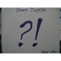 Deep Purple - Now What (importado E Lacrado)