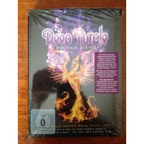 Dvd Deep Purple - Phoenix Rising - Digipack Dvd + Cd