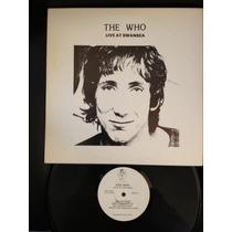 The Who Live At Swansea. June 1976.vinil Importado. Raro!!