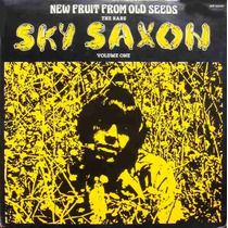 Seeds / Sky Saxon Lp Import. Usa - New Fruit From Old Seeds