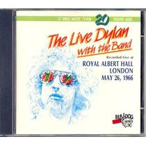 Cd Bob Dylan & The Band - Live At Royal Albert Hall 1966