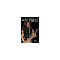 Dvd Lenny Kravitz - Live At Budokan