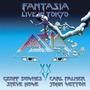 Asia - Fantasia: Live In Tokyo (cd Lacrado - Álbum Duplo)