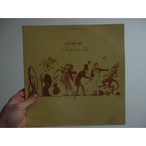 Lp - Genesis - A Trick Of The Tail - Importado - Capa Dupla