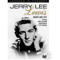 Jerry Lee Lewis - Inside And Out Dvd