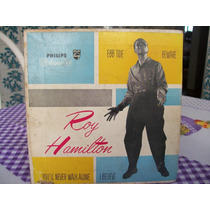 Roy Hamilton Compacto Duplo 45 Rpm.1961 Capa Dura .