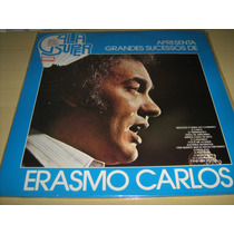 Lp Vinil Erasmo Carlos : Os Grandes Sucessos / Jovem Guarda