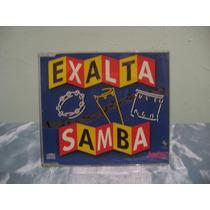 Cd Exaltasamba - Amor Cidade - Promocional