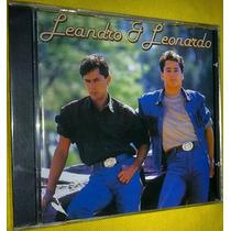 Cd Leandro E Leonardo - Cade Você Vol. 4 1990