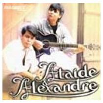 Cd Ataide E Alexandre - Deus Me Livre (1998)