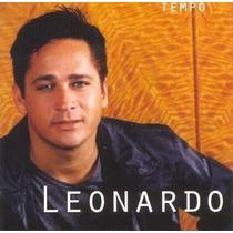 Cd - Leonardo - Tempo - Lacrado