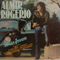 Almir Rogério Lp Nacional Usado Sertão Jovem Vol. 1 1982