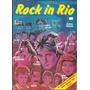 Revista Rock In Rio-queen ,scorpions ,iron Maiden,acdc