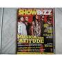 Showbizz 179 O Rappa Soulfly Iron Maiden Wu-tang Clan U2