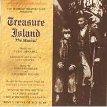 Cd Treasure Island: The Musical (original 1973 London Cast)