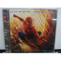 Homem Aranha - Original Sound Track - Cd Nacional