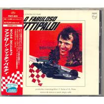 Cd O Fabuloso Fittipaldi - 1973 - Marcos Valle - Importado