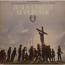Jesus Christ Superstar Lp Duplo Trilha Sonora Do Filme 1973