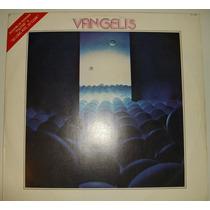 Disco Lp Vangelis Anos 70 Músicas Série Televisão Cosmos