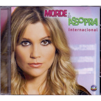 Cd Morde & Assopra - Trilha Sonora Internacional - Novo***