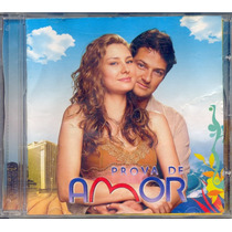 Cd Prova De Amor - Novela Tv Record