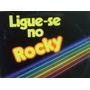 Lp Col Ligue-se No Rocky Nestlé - Rpm Santana Sempre Livre M