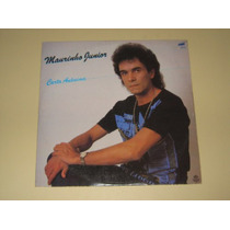 Maurinho Junior Carta Anonima 1987 Lp Vinil