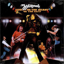 Lp Whitesnake Live...in The Heart Of The City 1985 Liberty